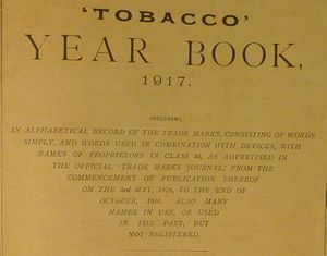 1917 Tobacco Yearbook Niblick1.jpg