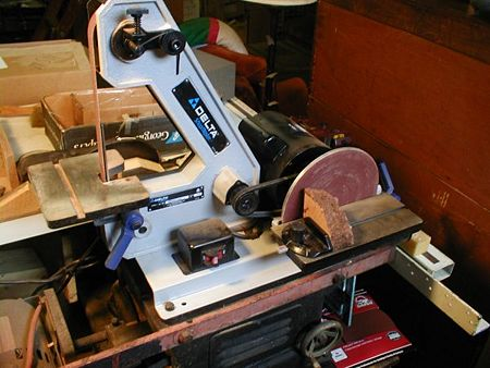 Belt Sander Pipedia