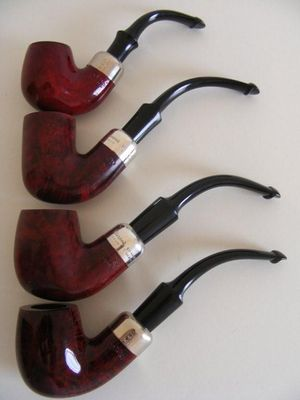 A Closer Look At The Famous Peterson Standard System Pipe