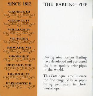 barling pipes dating dating din forsikringsagent