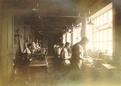 Barling 7 Pipe Case Making Dept.JPG