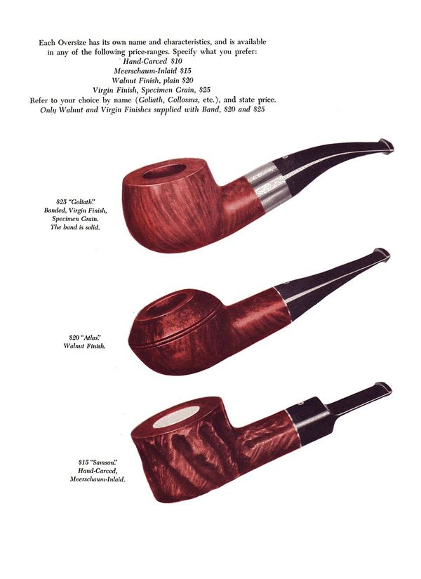 kaywoodie pipes dating Pipes: nashville artisan grant batson got his start building guitars these days, he's carving museum-quality custom pipes like this pair, made out of italian briar, tagua nut, and ebony.