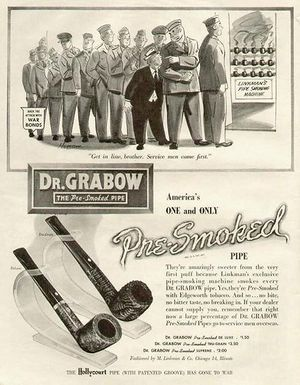 ... Dr. Grabow Smoking Pipes , check out the Dr. Grabow Collector's Forum